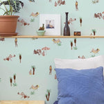 Isabelle Feliu - One day at the Beach Behang Coordonne Selected wallpapers by OOSTENDORP