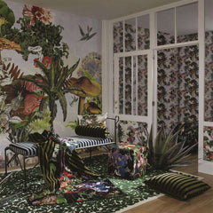 Jardin Des Reves behang Designers Guild Selected wallpapers by OOSTENDORP