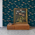 Joana Santamans - Peces Santamans Behang Coordonne Selected wallpapers by OOSTENDORP