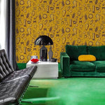 Jordi Labanda - Le Reve Behang Coordonne Selected wallpapers by OOSTENDORP