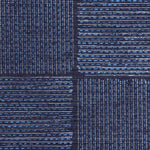 Kantha Navy behang Phillip Jeffries Selected wallpapers by OOSTENDORP