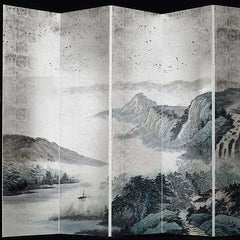 Kawa Silver behang Coordonne Selected wallpapers by OOSTENDORP