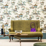 Kyoto behang Pierre Frey Selected wallpapers by OOSTENDORP
