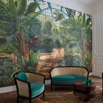 La Serre behang Pierre Frey Selected wallpapers by OOSTENDORP