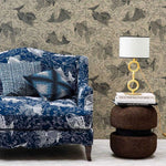 Lan-Fish behang Pierre Frey Selected wallpapers by OOSTENDORP