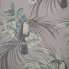 Le Toucan Rose Behang 1838 wallcoverings Selected wallpapers by OOSTENDORP