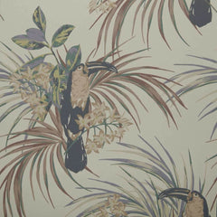 Le Toucan Amber Behang 1838 wallcoverings Selected wallpapers by OOSTENDORP