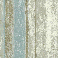 Linea Teal Behang 1838 wallcoverings Selected wallpapers by OOSTENDORP