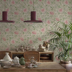 Lorenzo Meazza - Mirabelle Behang Coordonne Selected wallpapers by OOSTENDORP