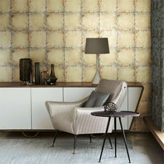 Lustre Tile behang Zoffany Selected wallpapers by OOSTENDORP