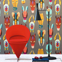 Marabout behang Pierre Frey Selected wallpapers by OOSTENDORP
