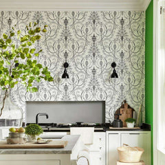 Marlborough behang Little Greene Selected wallpapers by OOSTENDORP