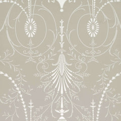 Marlborough Paris Grey behang Little Greene Selected wallpapers by OOSTENDORP