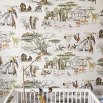Masai Mara behang Pierre Frey Selected wallpapers by OOSTENDORP
