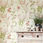 Porcelain Garden behang Sanderson Selected wallpapers by OOSTENDORP