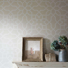 Mawton behang Sanderson Selected wallpapers by OOSTENDORP