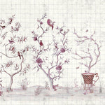 Meihua Goji Behang Coordonne Selected wallpapers by OOSTENDORP