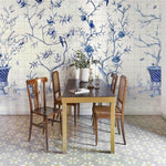 Meihua Behang Coordonne Selected wallpapers by OOSTENDORP