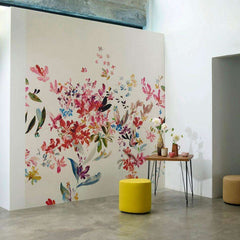 Mille Fleurs behang Pierre Frey Selected wallpapers by OOSTENDORP