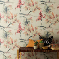 Mimosa Behang 1838 wallcoverings Selected wallpapers by OOSTENDORP