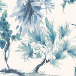 Mimosa Aquamarine Behang 1838 wallcoverings Selected wallpapers by OOSTENDORP