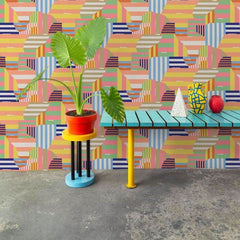 Mireia Ruiz - Landscape Behang Coordonne Selected wallpapers by OOSTENDORP