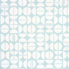 Modern Moon Serene Blue behang Phillip Jeffries Selected wallpapers by OOSTENDORP