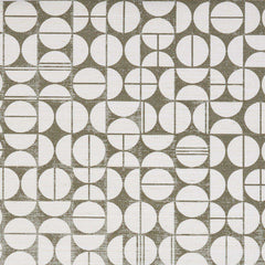 Modern Moon Dusty Green behang Phillip Jeffries Selected wallpapers by OOSTENDORP
