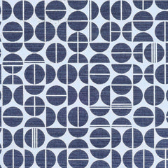 Modern Moon Navy Skies behang Phillip Jeffries Selected wallpapers by OOSTENDORP