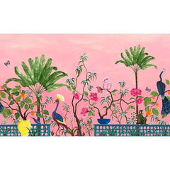 Neo-Tea Garden Pink behang Coordonne Selected wallpapers by OOSTENDORP