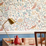 Newill behang Morris & Co Selected wallpapers by OOSTENDORP