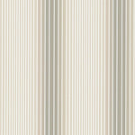 Ombré Stripe Soapstone/Doric behang Little Greene Selected wallpapers by OOSTENDORP