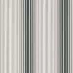 Ombré Stripe Scree/Harbour behang Little Greene Selected wallpapers by OOSTENDORP
