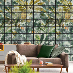 Orangerie behang Mind the Gap Selected wallpapers by OOSTENDORP