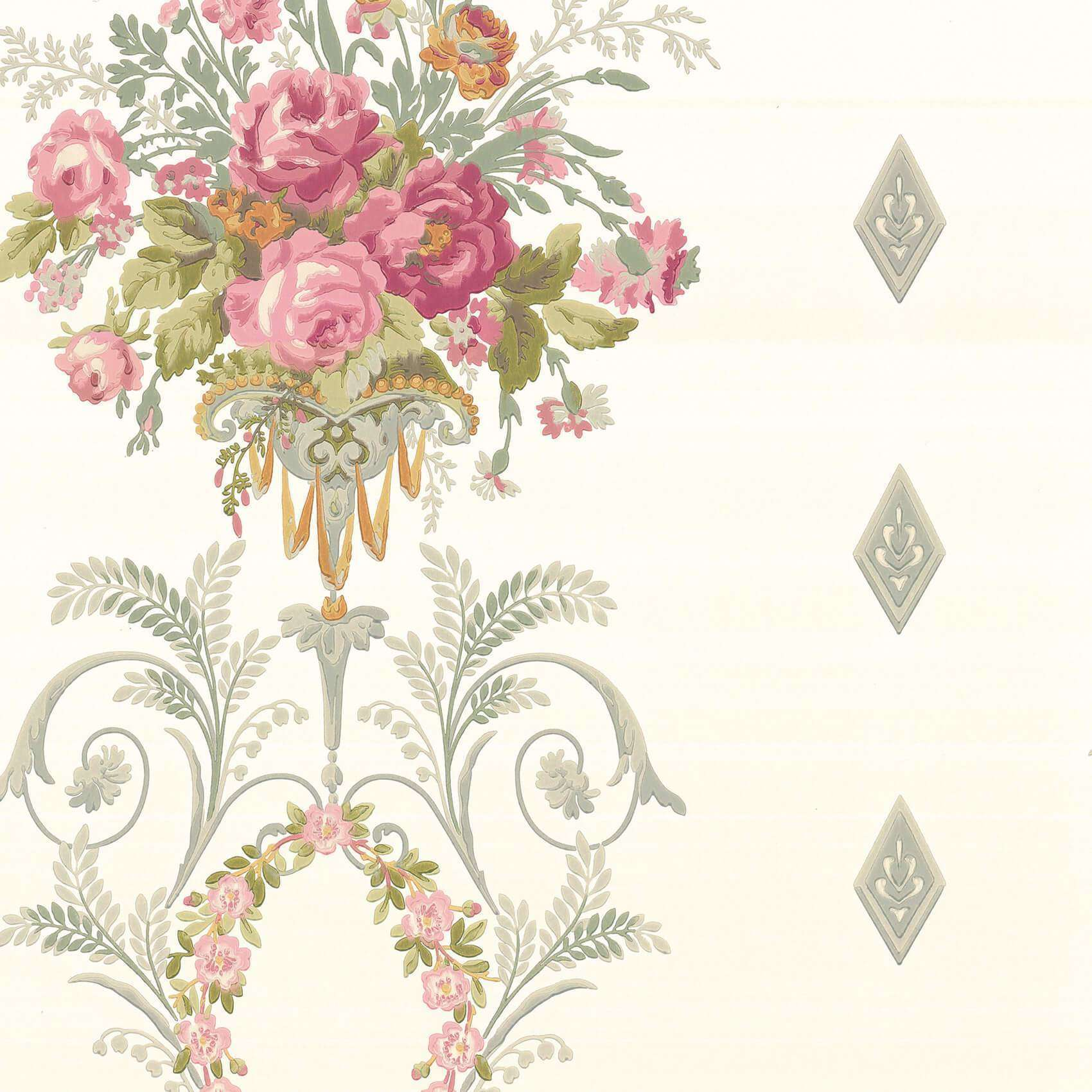 Palais Redowa behang Little Greene Selected wallpapers by OOSTENDORP