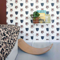 Panthera behang Behang Studio Ditte Selected wallpapers by OOSTENDORP