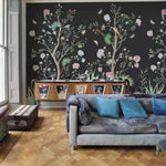 Peonies Behang Coordonne Selected wallpapers by OOSTENDORP