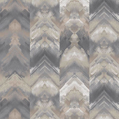 Reflections Pewter Behang 1838 wallcoverings Selected wallpapers by OOSTENDORP
