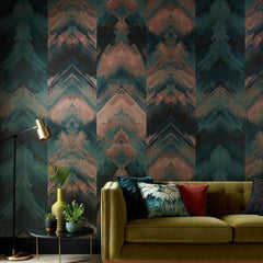 Reflections Behang 1838 wallcoverings Selected wallpapers by OOSTENDORP