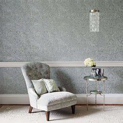 Renaissance Damask behang Zoffany Selected wallpapers by OOSTENDORP