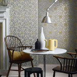 Richmond Green behang Little Greene Selected wallpapers by OOSTENDORP
