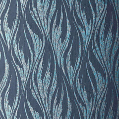 Ripple Blue Dusk Behang 1838 wallcoverings Selected wallpapers by OOSTENDORP