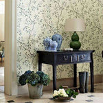 Romey`s Garden behang Zoffany Selected wallpapers by OOSTENDORP