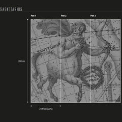 Sagittarius Behang Texam Selected wallpapers by OOSTENDORP