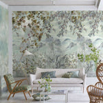Special Miyako Scene 1 behang Designers Guild Selected wallpapers by OOSTENDORP