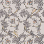 Stag Trail Sterling behang Little Greene Selected wallpapers by OOSTENDORP