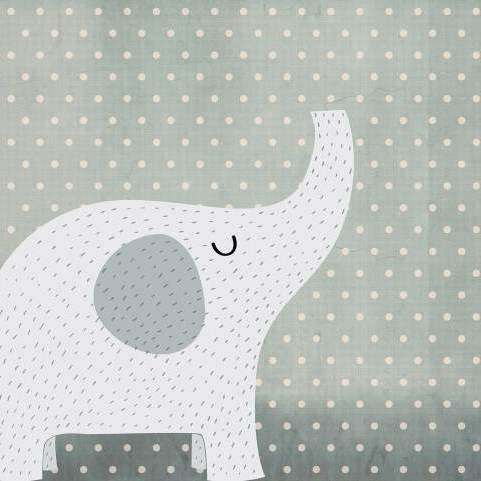 Sweet Dreams 1 behang Inkiostro Bianco Selected wallpapers by OOSTENDORP