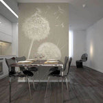 Taraxacum Behang Texam Selected wallpapers by OOSTENDORP