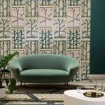 Verdon behang Pierre Frey Selected wallpapers by OOSTENDORP