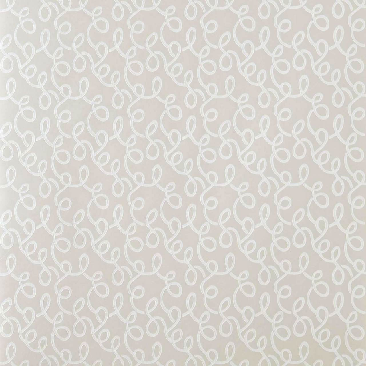 Vermicelli 7 Behang Farrow & Ball Selected wallpapers by OOSTENDORP